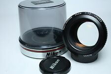 Nikon NOCT NIKKOR AI-S 58mm f/1.2 Ai-S Lens with Case from Japan Near Mint