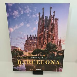 Barcelona (Photography) Hardcover * – 2020 By Serge Ramelli (Author)   FREE P&P