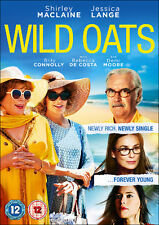 Wild Oats 2016 Shirley MacLaine Jessica Lange Billy Connolly R2 DVD Fast Post