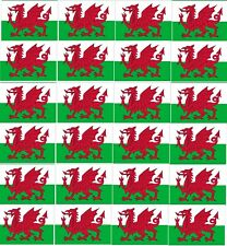 More details for  wales welsh dragon st david polyester fabric 5x3 feet flag sport rugby bulk lot