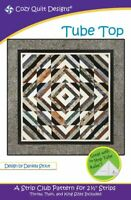 Tube Top Quilt Pattern by Cozy Quilt Designs