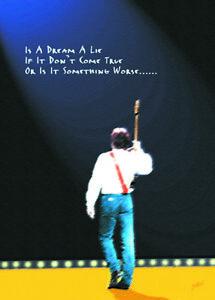 Bruce Springsteen - Is A Dream A Lie  - Original (signed) print - Jarod Art