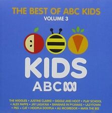 BEST OF ABC FOR KIDS VOLUME 3 VARIOUS ARTISTS CD NEW