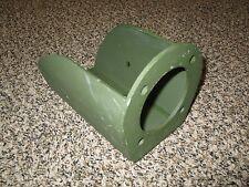 NOS military vehicle sugar scoop antenna mount M151 M561 M715 CUCV M880
