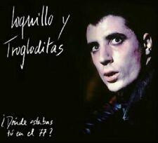 """10"""" LOQUILLO Y TROGLODITAS DONDE ESTABAS TU EN EL 77? VINILO  RSD 2019  MOVIDA"""