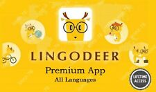 LingoDeer Premium | Android App | All Languages | Full Version | Lifetime Access