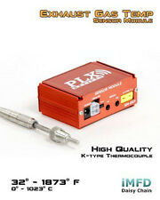 PLX Devices SM-EGT Exhaust Gas Temperature Temp Sensor & Module Kit (In-Stock)