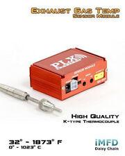PLX Devices SM-EGT Exhaust Gas Temperature Temp Sensor & Module Kit (In-Stock)