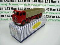 DT89E Voiture réédition DINKY TOYS atlas : 901 Foden Diesel 8-Wheel Wagon UK