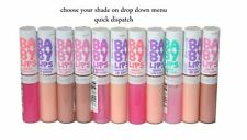 Maybelline Baby Lips Moisturising Lip Gloss - NEW various shades make up