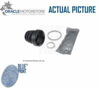 NEW BLUE PRINT TRANSMISSION END DRIVESHAFT CV JOINT BOOT KIT OE QUALITY ADH28130