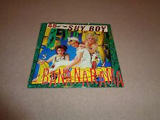 "Bananarama ‎– Shy Boy - London 7"" Vinyl 45 - PS - 1983 - NM-"