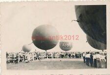 Foto, Eindrücke vom Frankreichfeldzug, 1940, 14, Ballonfahren (N)1849