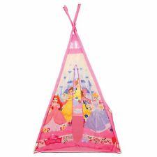 Disney Princess Tipi Tente de Jeu Neuf pour Enfants Jeu de Rôles Amusant