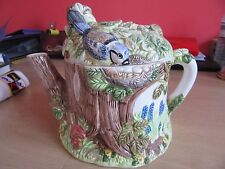 Annie Rowe Decorative Collector Teapots