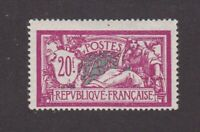 France stamp #132, MLHOG, VVF, 1926, 20f, SCV $200.00