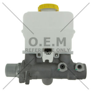 Brake Master Cylinder-4WD Centric 130.65148 fits 2013 Ford F-150