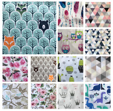 SALE 100% COTTON FABRIC Clearance, Metres & 1/2m from £2.10  UK SELLER *SALE*