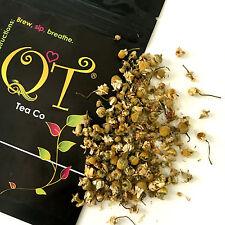 Chamomile Flower Tea CERTIFIED ORGANIC 1Kg Dried Herb Matricaria chamomilla