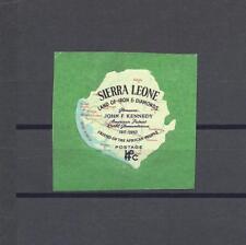 SIERRA LEONE 1964-66 SG 330A MNH Cat £170