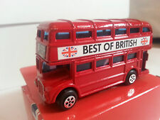Die Cast Metal Londres autobús rojo Recuerdo Regalo