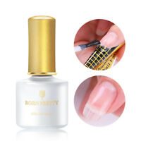 BORN PRETTY 6ml Clear Quick Poly Building Gel Nail Finger Extension Camouflage