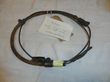 HUMBER PULLMAN 1935 REAR LEFT  HAND BRAKE CABLE NOS