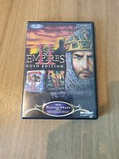 Age of Empires II (2) Gold Edition - PC CD Missing Conquerors CD