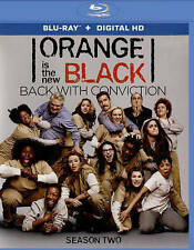 Orange Is the New Black Season 2 [Blu-ray] DVD, Schilling, Taylor,