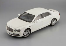 Kyosho Bentley Flying Spur W12 Glacier White 1/18