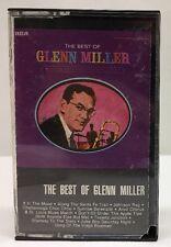 The Best Of Glen Miller Cassette Tape AYK1-3871