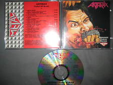 Italy PROMO CD Anthrax – Fistful Of Metal-TRASH SPEED METAL SLAYER METALLICA