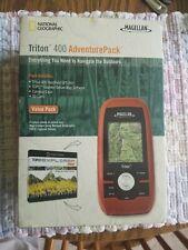 Magellan Triton 400 Waterproof Hiking GPS Handheld  Outdoors