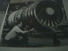 magazine item - small article pratt & whitney flight test turbofan 1974