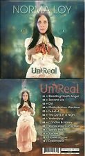 RARE / CD - NORMA LOY : UN/REAL / GOTHIC / HARD ROCK / METAL / COMME NEUF