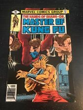 Master Of Kung Fu#80 Incredible Condition 8.5(1979) Mike Zeck Art!!