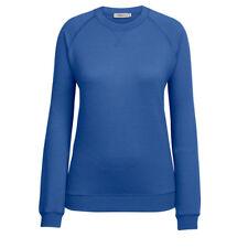 Rapha Blue Women's Merino Sweatshirt. Size XXS. BNWT.