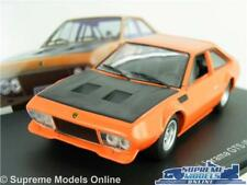 Lamborghini Jarama GTS Model Car 1 43 Scale Orange IXO 1972 Bob Wallace K8