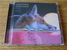 CD Album: Everything Everything : Man Alive
