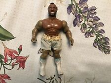 Vintage 1983 Rocky 3 Clubber Lang Mr T with rare boxing shorts Remco A-Team lot