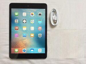 Apple iPad mini 1st Gen. 16GB, Wi-Fi, 7.9in - Black iOS 9.3.5