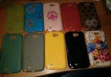 Samsung Galaxy Note 2/Note II 19 cases battery charger S-pen lot