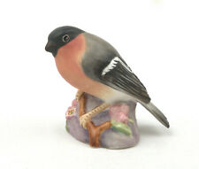 Royal Worcester Bullfinch Bird Figurine RW3238 by Eva Soper