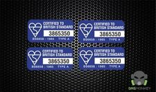 Unbranded Motorcycle Decals