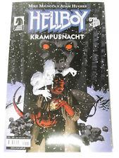 HELLBOY Krampusnacht ( Cross Cult Comic Heft ) NEUWARE