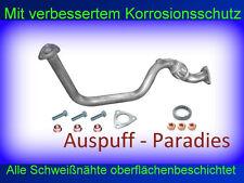 Krümmerrohr Hosenrohr VW Caddy II 1.4 Hochdachkombi / Kasten 9K9A/B + Montagekit