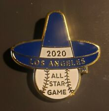 2020 MLB All Star Game Los Angeles Dodgers Lapel Pin New