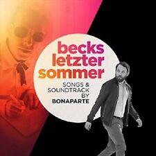 BONAPARTE - BECKS LETZTER SOMMER (SONGS & SOUNDTRACK)  CD NEUF