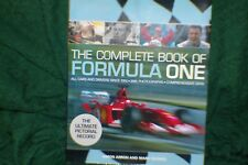 THE COMPLETE BOOK OF FORMULA ONE BOOK NEW