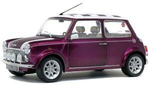 SOL1800606 - Macchina Da 1997 Colore Viola Metallico - Mini Cooper Sport